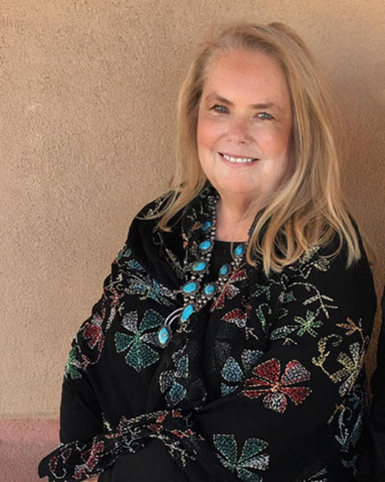 Kaye Theimer - Associate Broker Sothebys international, Santa Fe, NM.