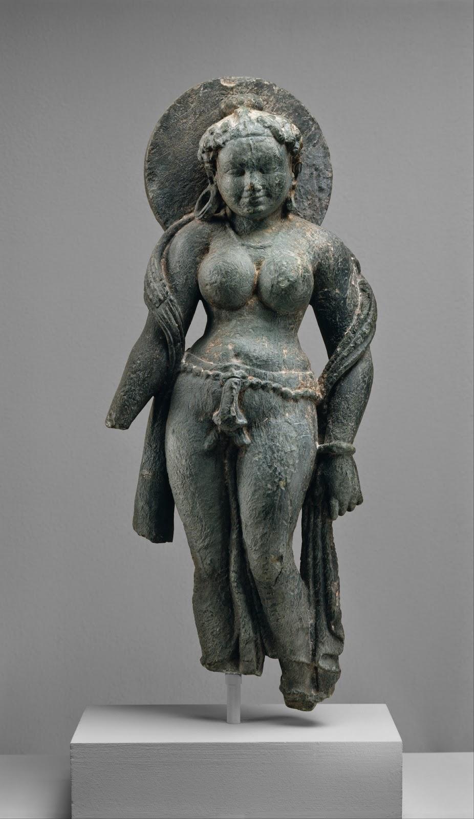 Mother Goddess (Matrika) -  mid- 6th century