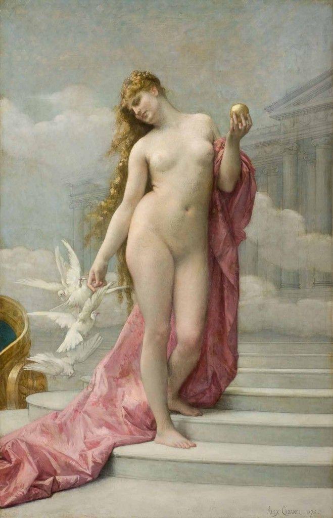 Venus - Alexandre Cabanel (1875)