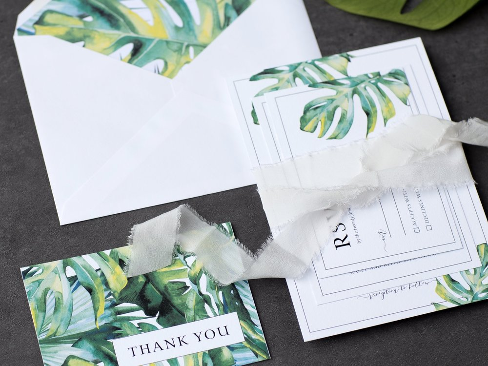 SEMI-CUSTOM INVITES - Like the designs you see here but just need some tweaking and updating? Shop designs below to see which one you want to start with!