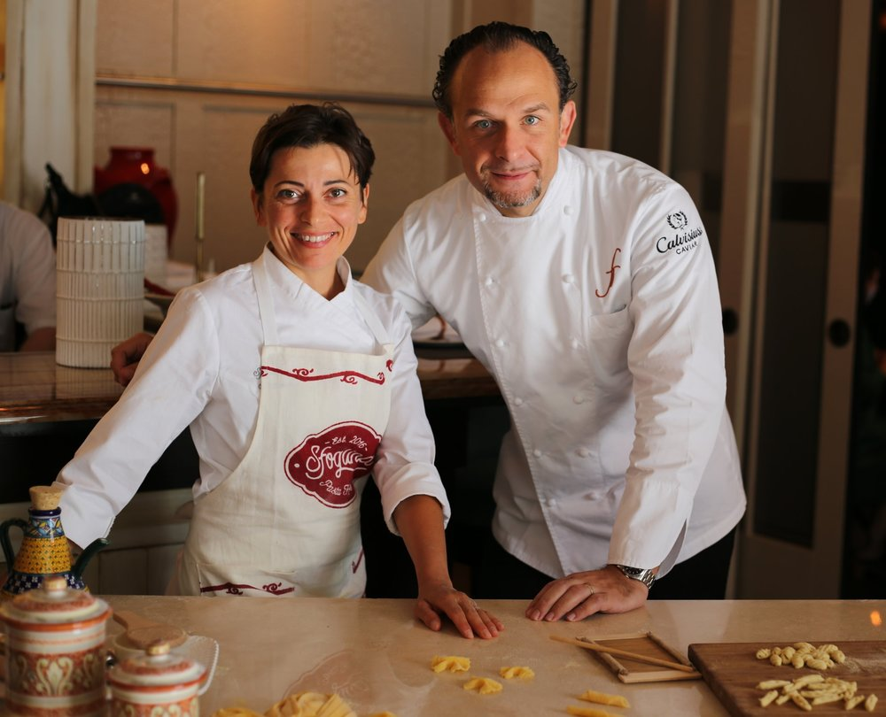 One of the Best Hand-Rolled Pasta Makers in Italy Plans Move to Washington D.C. in 2019 - september 28, 2018 / food and wine