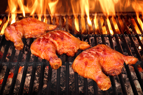 Smokey BBQ Smoked Chicken Legs.jpg