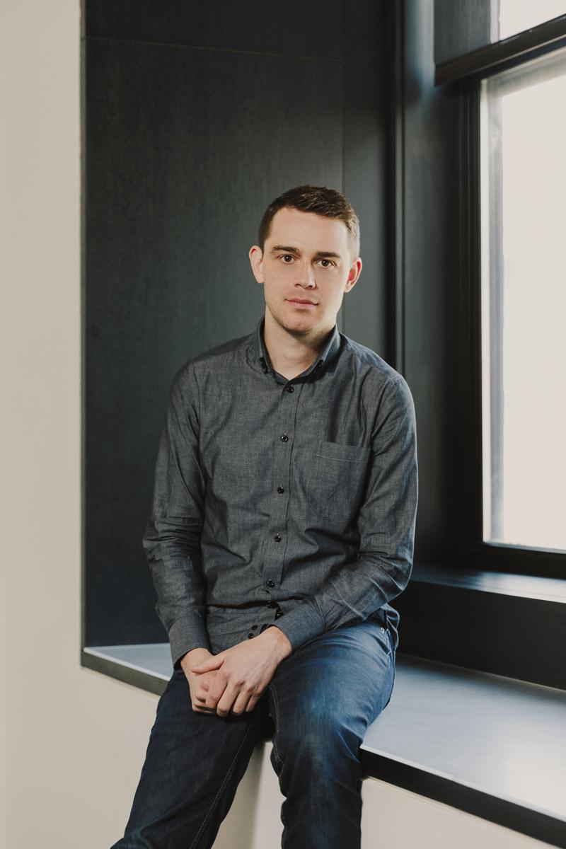 Justin DeGroff  , AIA, LEED-AP  Associate