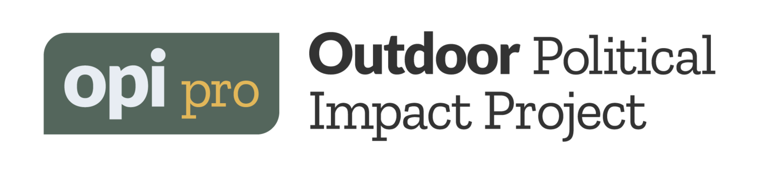 Outdoor Political Impact Project