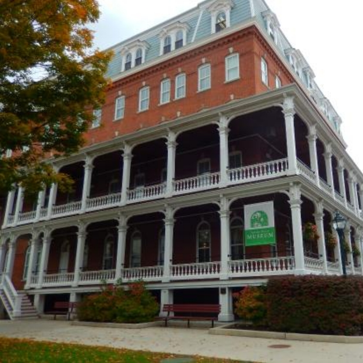 Vermont Historical Society Museum