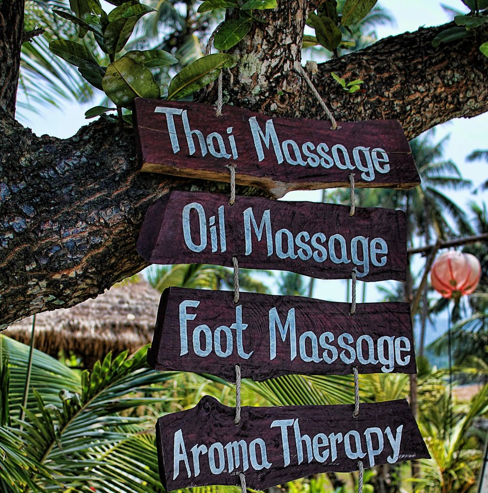 Thai Massages in Carroll County, Maryland