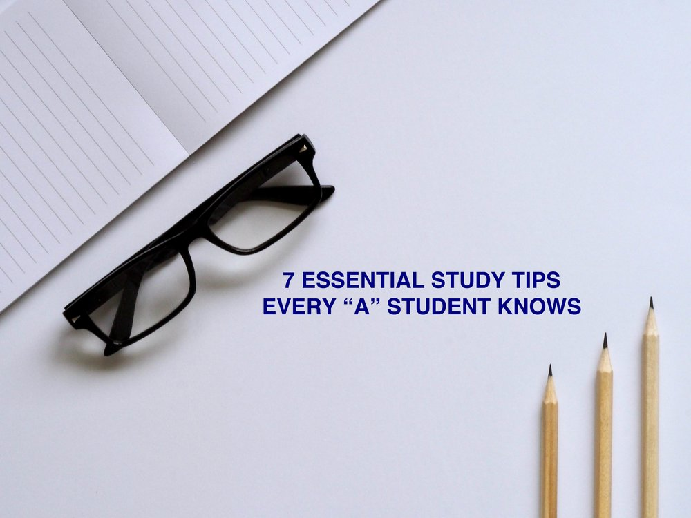study tips O and A level