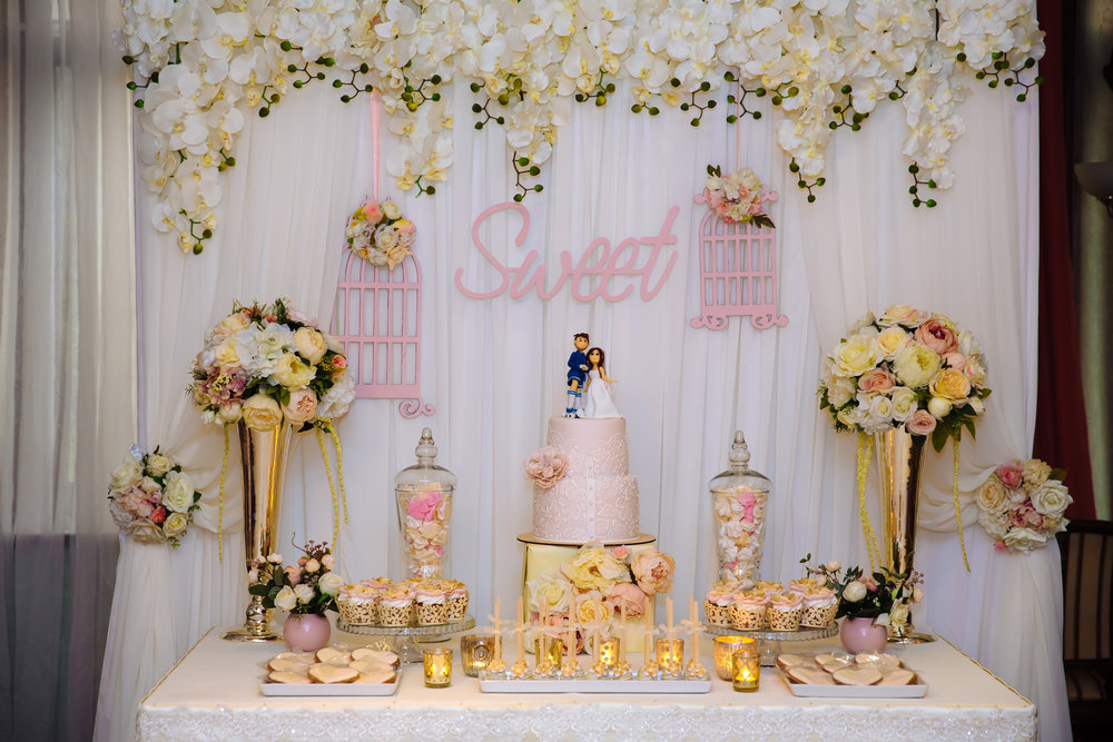 Dessert Table Decor