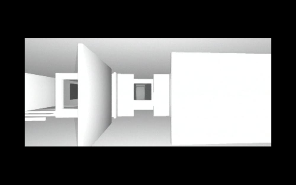 Apartment Constanze Ruhm,1999,18min, o. Ton (Videostill)