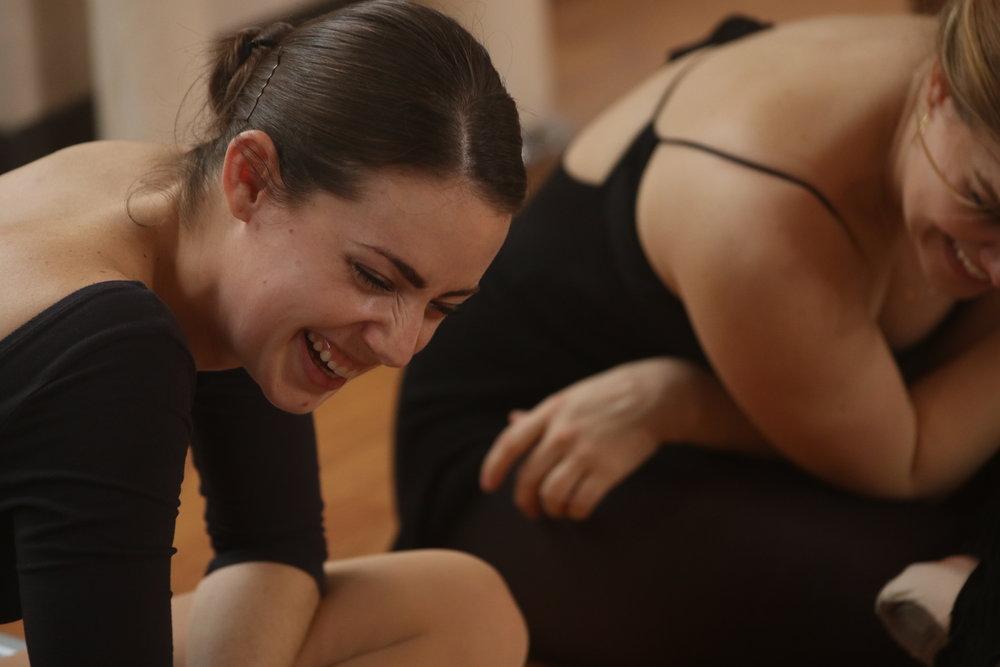 Alicia Hemann, Dancer - www.aliciahemann.com