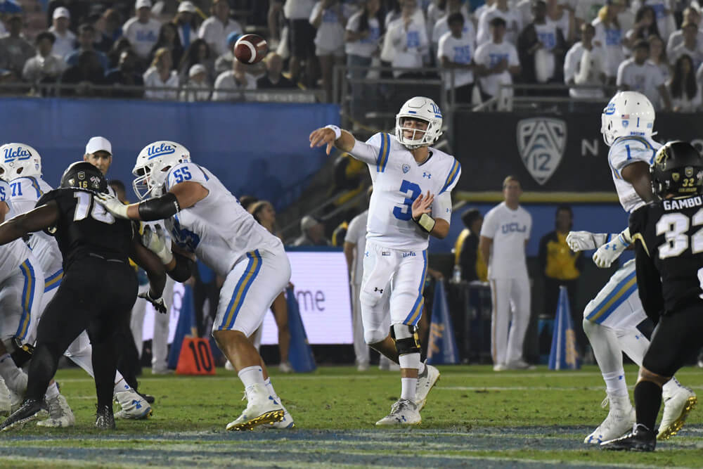 Josh Rosen is not the perfect draft prospect by any means... -