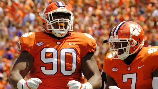 The most feared defensive line in the country will create mismatches for anyone they line up against. Dominating the line of scrimmage at this level, or any level for that matter is a recipe for success. One common theme among College Football Playoff teams has usually been dominant defensive lines. This one might be the best of the CFP era.   Next Game: vs Syracuse