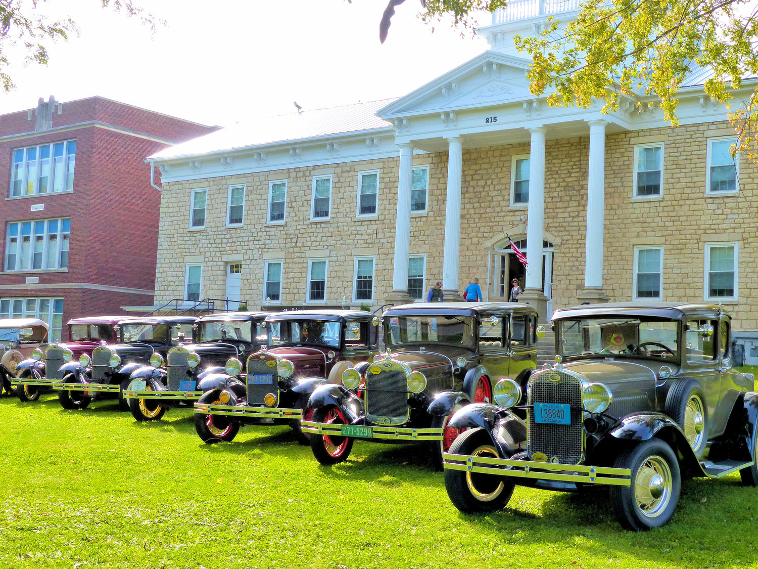 Wisconsin Chapter Model A Club— Wanted and For Sale Ford Model A ...