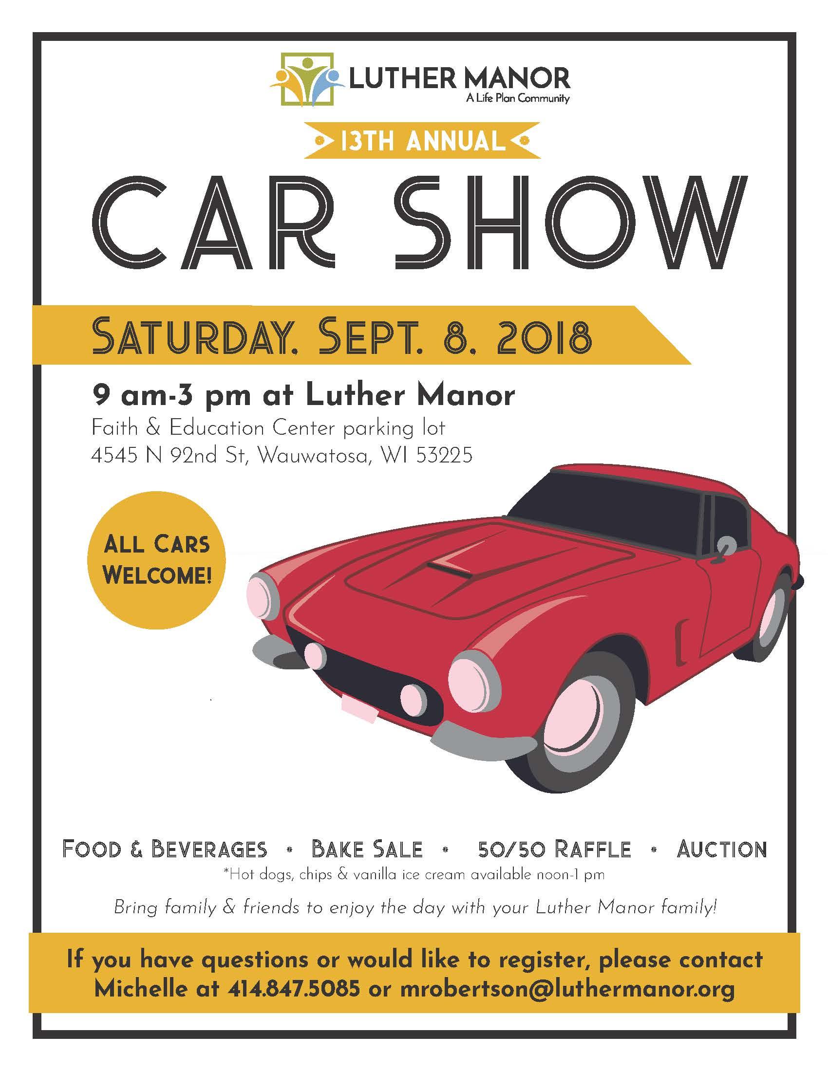 Wisconsin Chapter Model A Club Calendar Of Events Of Model A Club - Milwaukee car show calendar