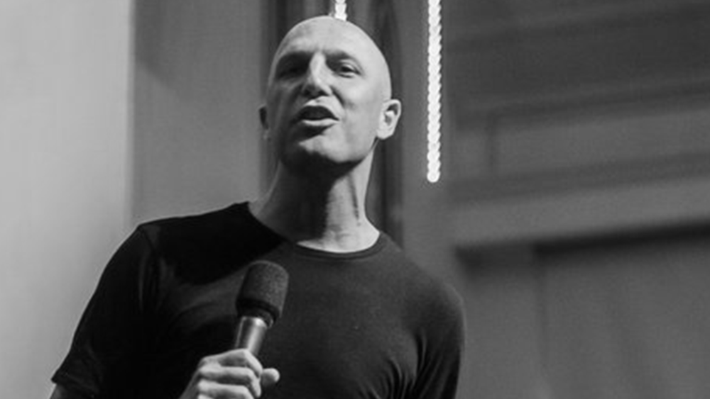 Andrew Gard - Lead Pastor // Grace City Church
