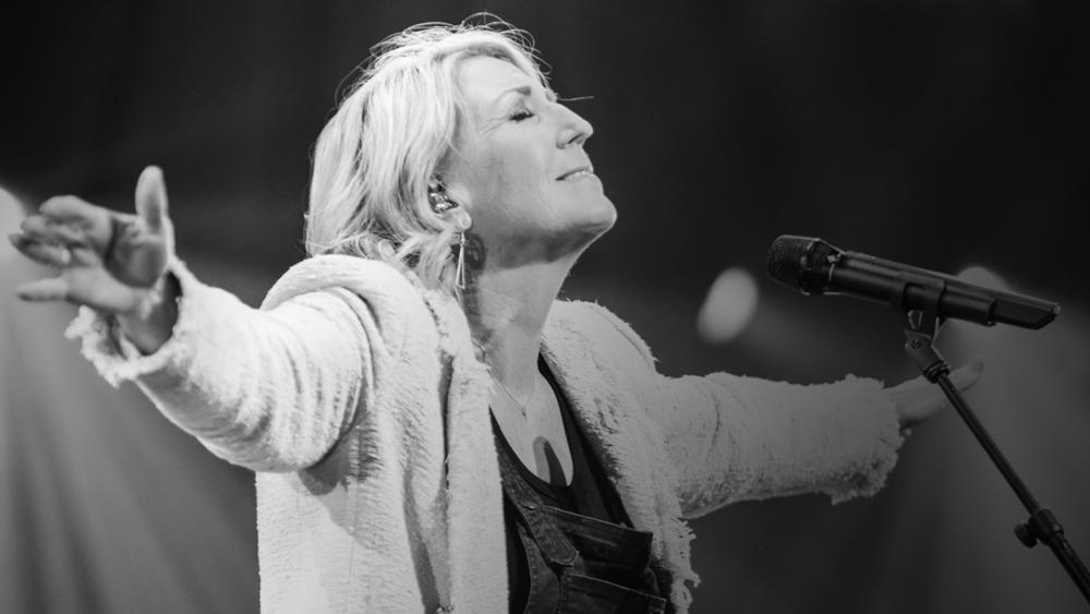 Rita Springer - Worship Leader and Songwriter