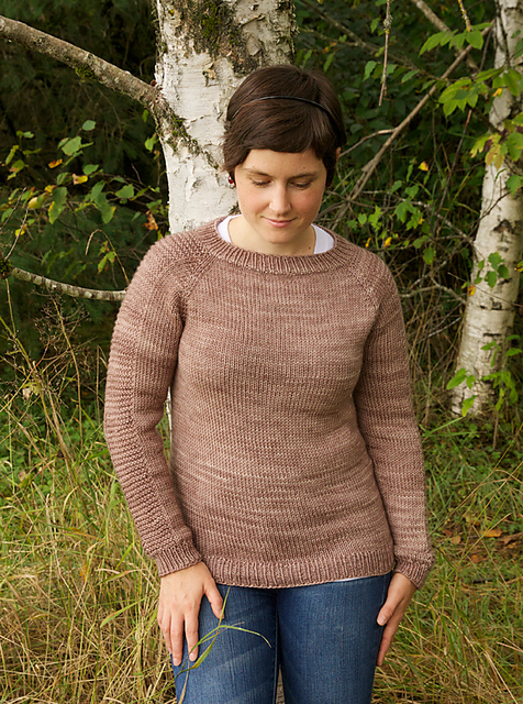 Flax Pullover