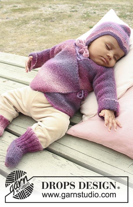 Sweet Evelina Baby Set