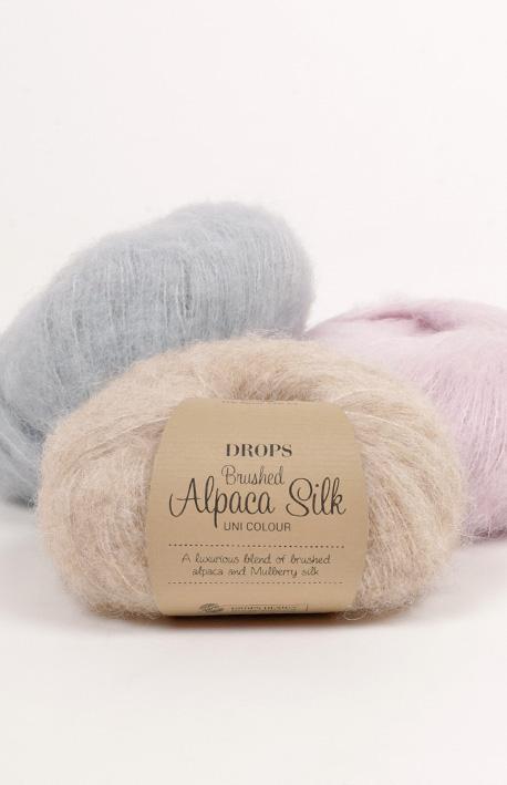 Pick 1: Brushed Alpaca Silk balls