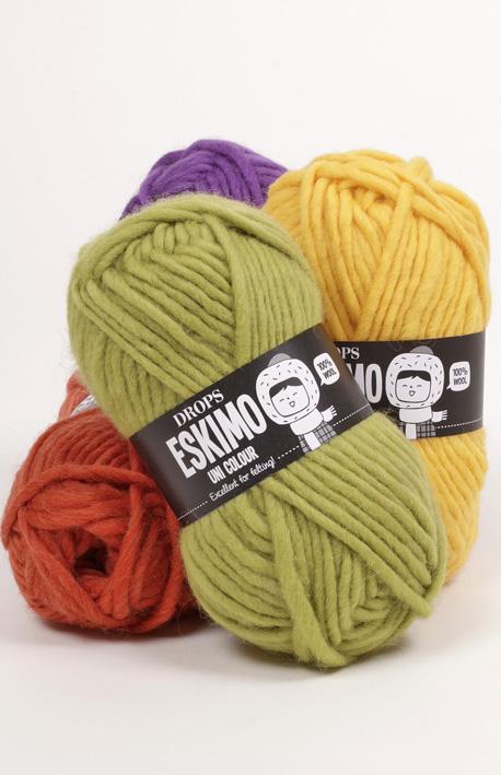 Eskimo sample balls