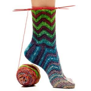 Uneek Sock Kit w. 3 Patterns