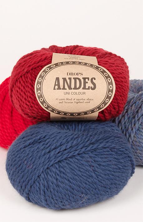 DROPS Andes ball