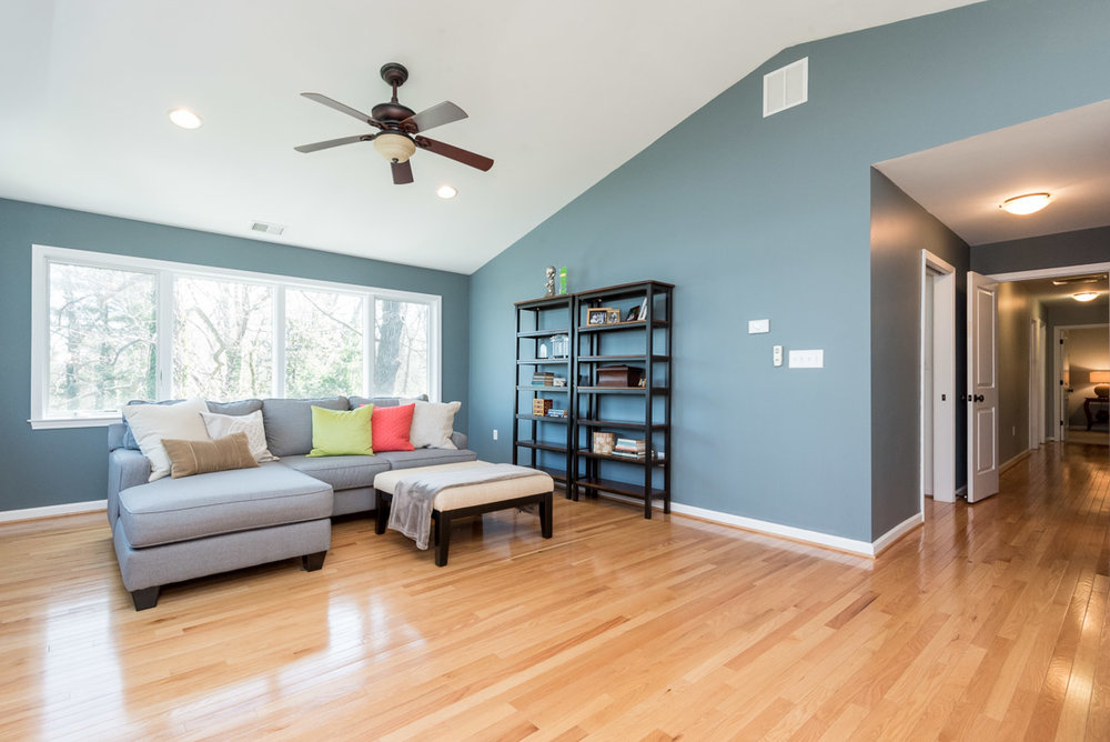 Staged to Sell Home Staged to Live Arnold, MD
