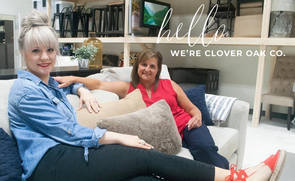 Owners Sarah White & Linda Chapman