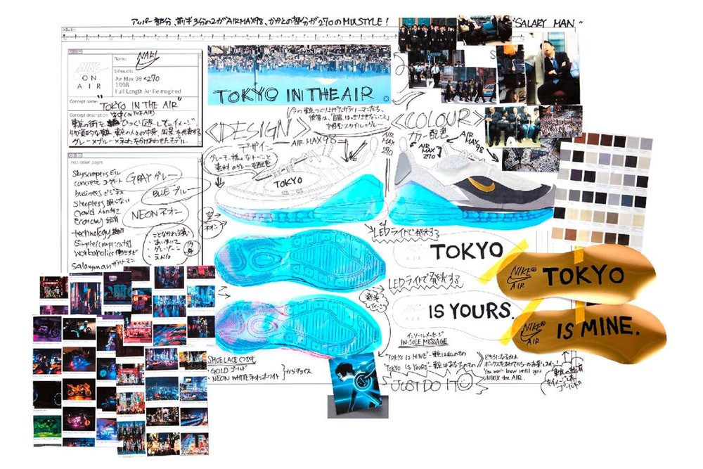 huge discount e0269 eab15 Vote for Your Favorite Sneakers from Nike's ON AIR Design Contest ...