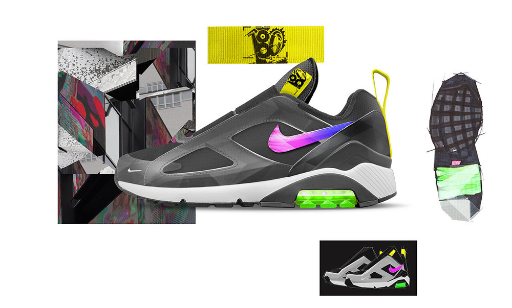 "Air Max 180 ""1.0"" by Quentin Sobaszek"