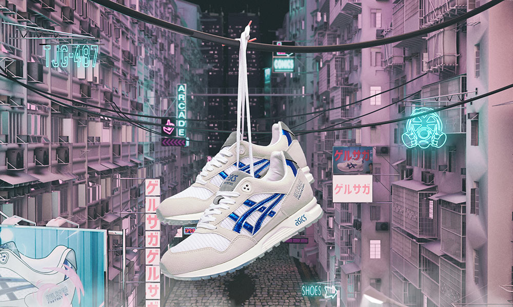 footpatrol x gel saga