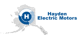 Your Electric Motor and Generator Source  www.hayden-ak.com