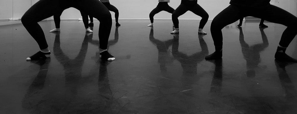 Kuva: Oonasofia Saukkonen. Baletti ei ole ainoa laji, jossa aukikiertoa käytetään, vaikka baletissa sen merkitys toki korostuu.