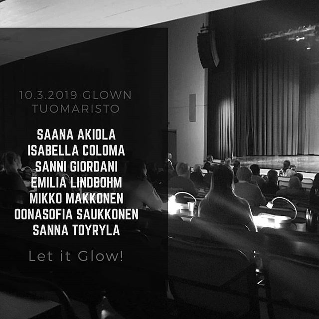 Next Sunday again at the jury of @glowtanssikilpailu dance competition with a bunch of professionals! Support and feedback for the future dancers. 🤗  Ens viikonloppuna taas tuomaroimassa Glowssa! Nähdäänkö siellä? 🤗  Have an amazing week!  #letitglow #glowtanssikilpailu #dance #tanssi #tanssikilpailu #dancesearchblossom