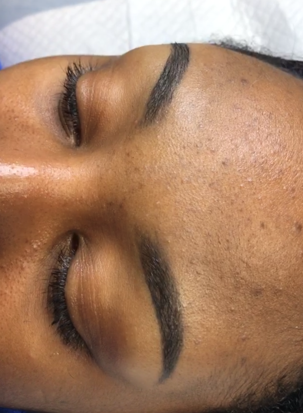 Leryn was very professional and attentive during my appointment. I love my brow touch up. I will be booking again in a year! Very professional, and my lashes look great! I'll see you in the next few weeks -Jameka A.