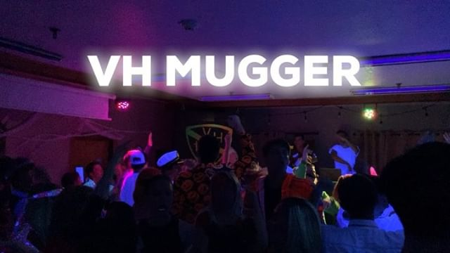 We had a BLAST! Thank you all for coming. 🤙🏼 .  We serve a great God of abundance who is the author of quality COMMUNITY, good MUSIC, and even having a great time breaking it down 🕶🕺🏼💃🏻. #vhmugger