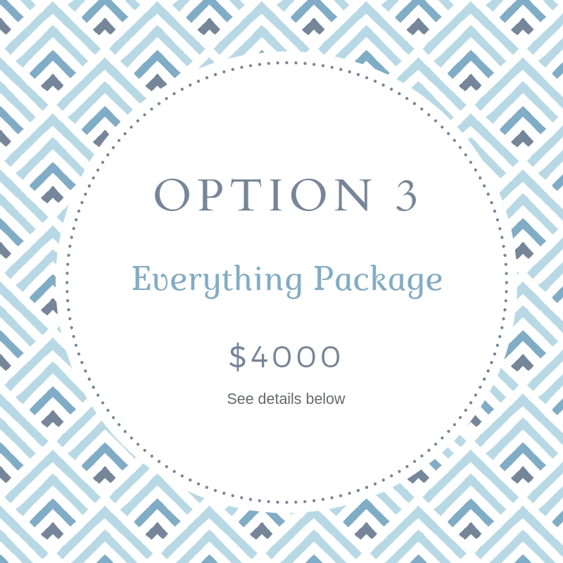 Everything Website Squarespace Package by Deb Mantel Design