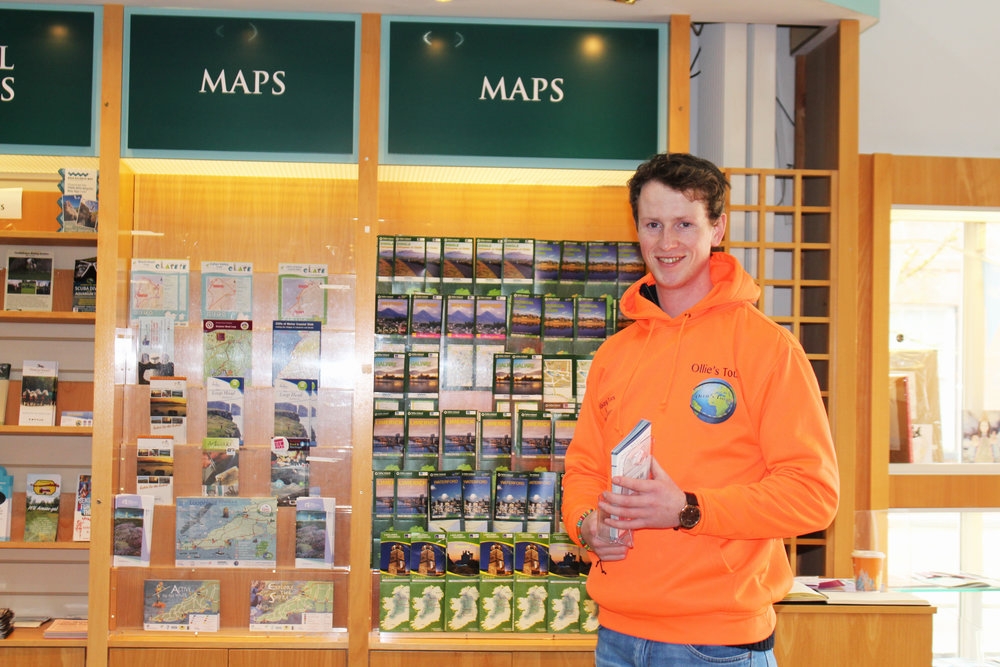 Ollie Gleeson - Owner at Ollie's Tours