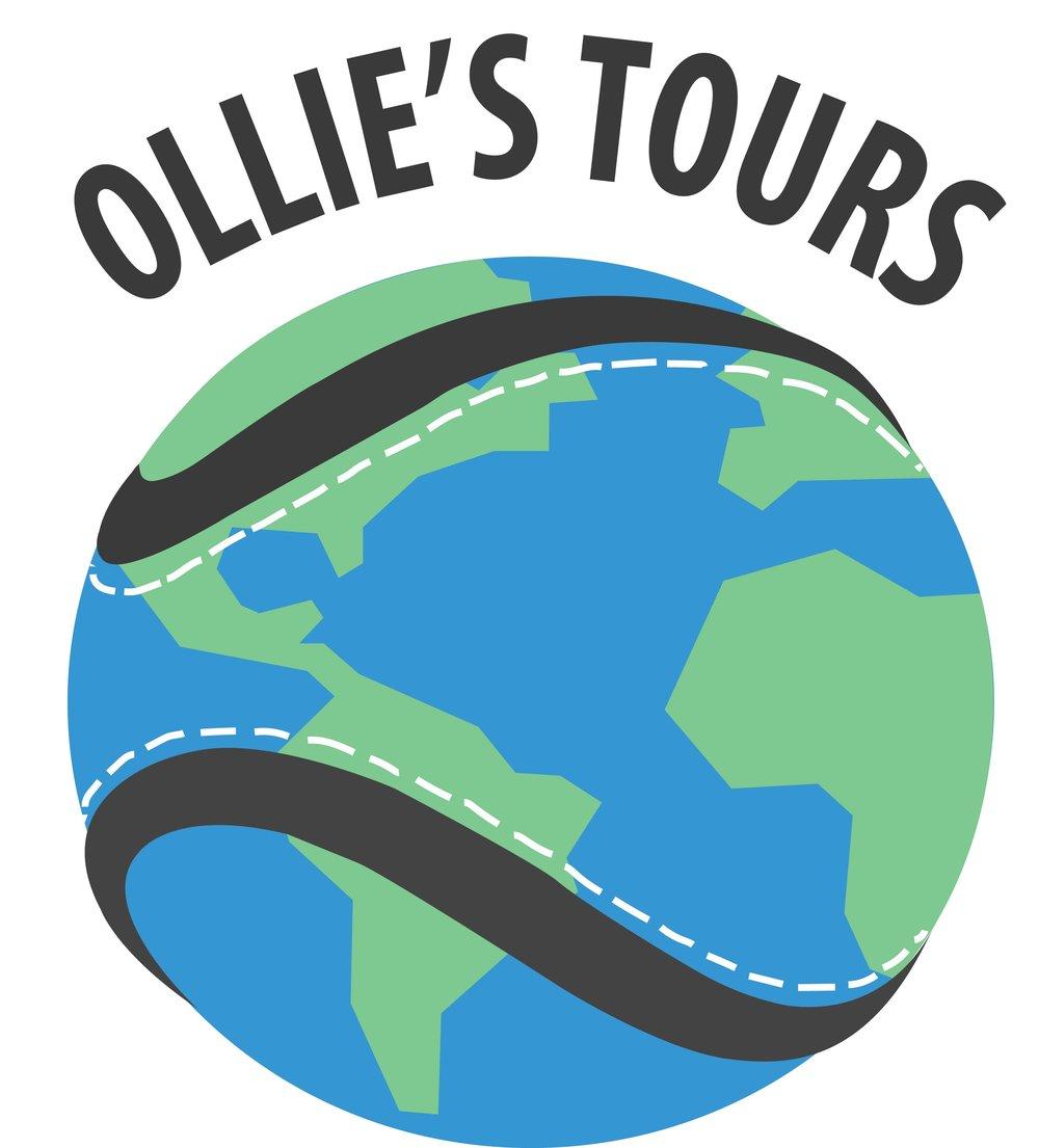 Ollie's Tours logo 2019