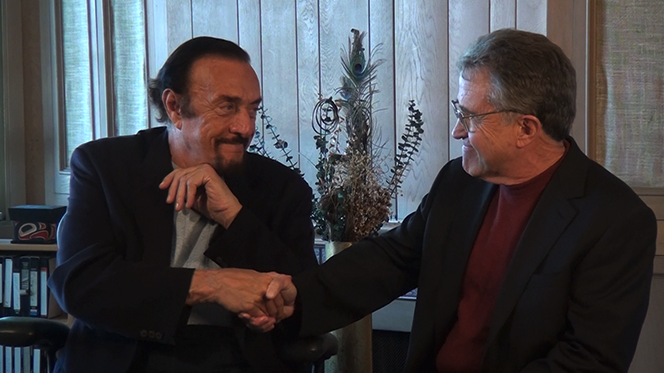 Philip Zimbardo & Bill Roller.