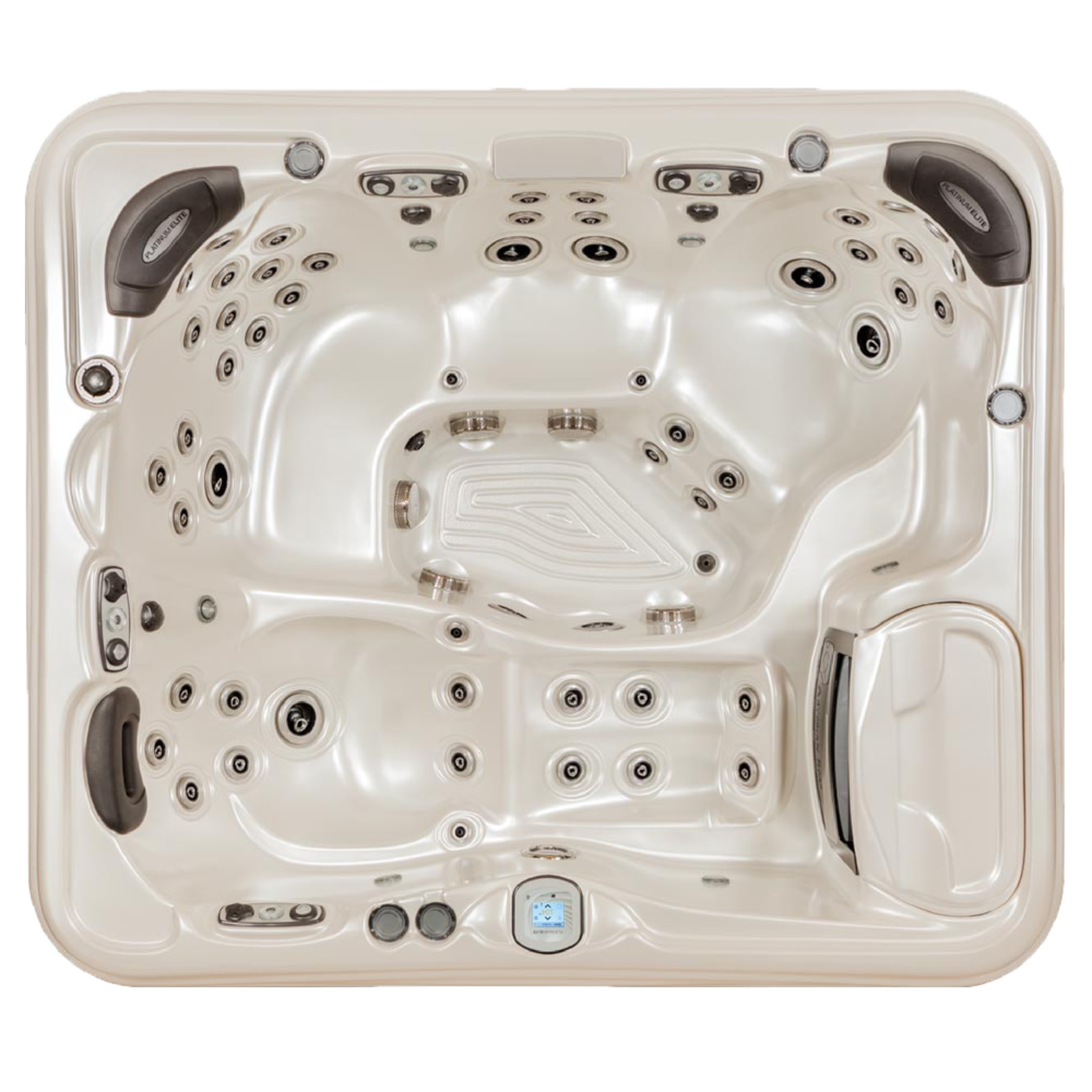 QUICK SPECS    DIMENSIONS: 91 x 79 x 35 in.  CAPACITY: 5 adults