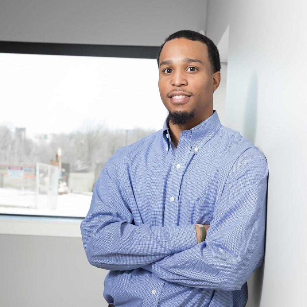 Patrick Cartier -Community Engagement & Communications Manager