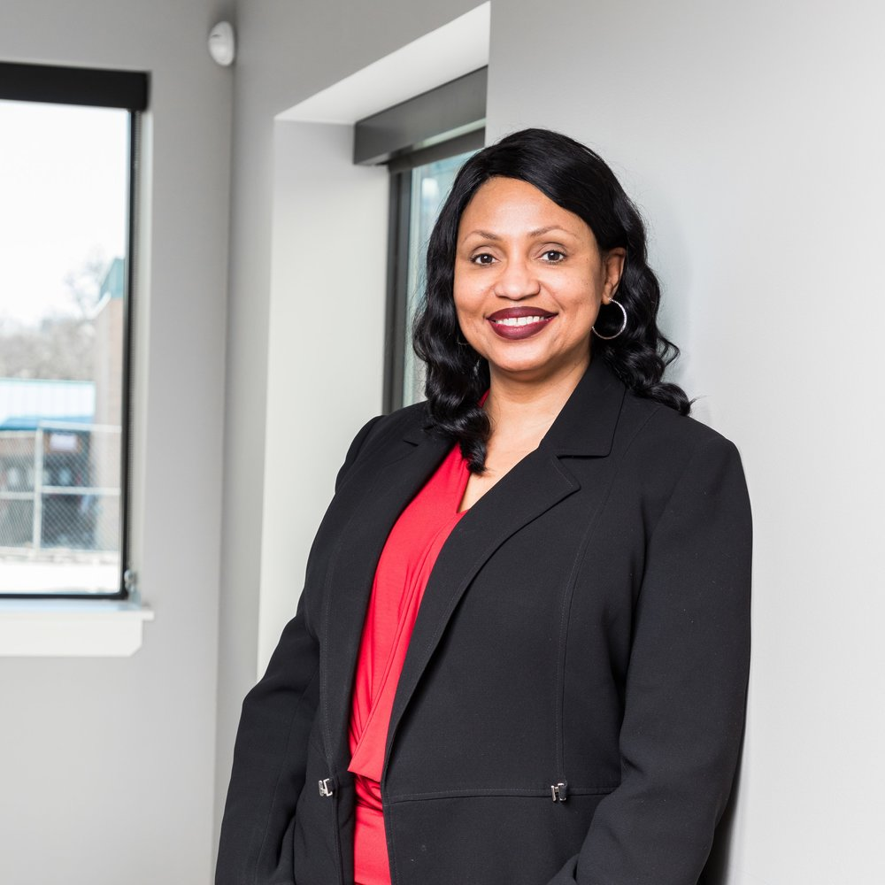 Maria Collins-Real Estate & Community Development Manager