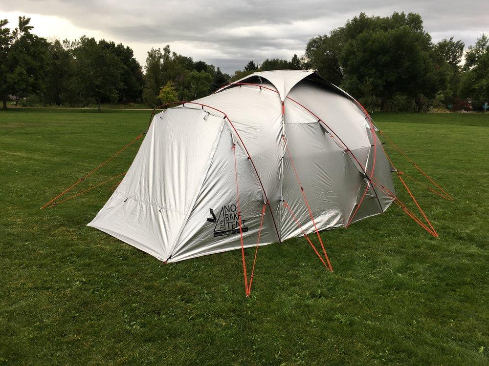 Guy Line Setup