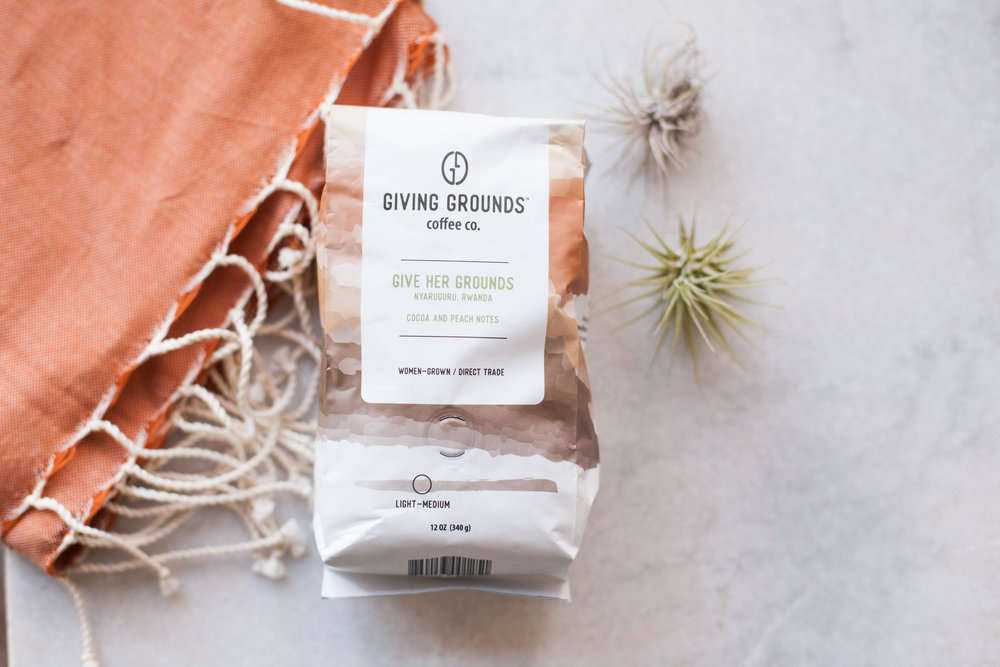 Giving Grounds Coffee Co