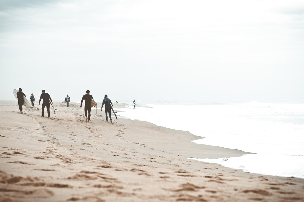 Even if the waves aren't great, we aim to create epic conditions. -