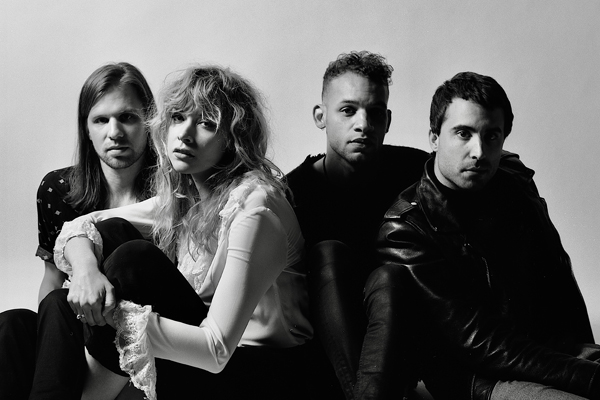 MachineHeart - Hailing from Seattle, the LA-based band has garnered over 47+ million streams off their debut EP within the first year, and is poised to make their mark. Stevie Scott, Harrison Allen, Jake Randle and Carman Kubanda, four names to remember!