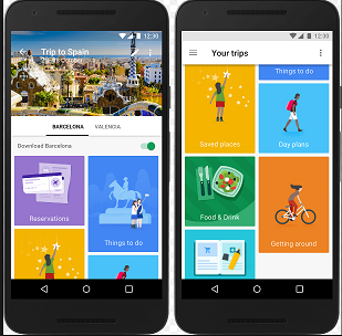 Google Trips is a traveler's best friend.