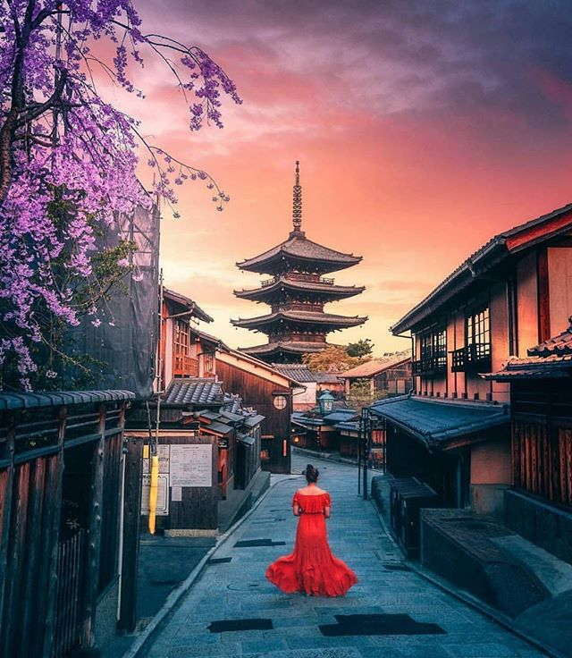 ICYMI: Kyoto deals from Toronto, spring flights starting at $650. Japan is a must and we'd love to make it a memorable trip for you.