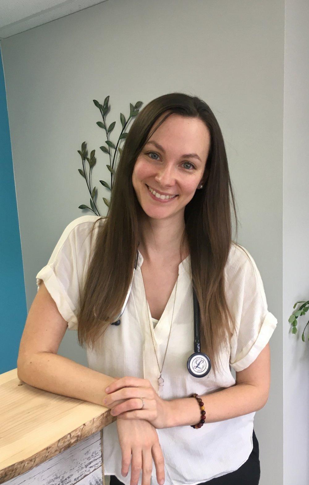 Dr. Jennifer Keller, ND     Read more about Dr. Keller